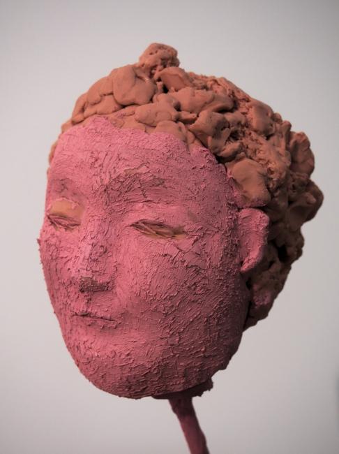 Elena Mendizabal. Huesitos, 2016 (detalle) — Cortesía de Artium, Centro-Museo Vasco de Arte Contemporáneo