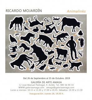 Ricardo Mojardín. Animalinks