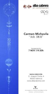Carmen Michavila. Job 38:11