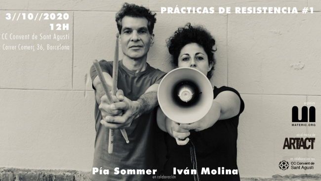Pía Sommer en col·laboració amb Iván Molina PRÁCTICAS DE RESISTENCIA #1 _ materic.org _