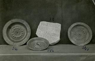Ignasi Prat, Dues de les peces dipositades al Museu de Granollers a mans de la Junta de Salvaguarda del Patrimoni de la Generalitat de Catalunya en el període de la Guerra Civil, Granollers  — Cortesía de Transversal Xarxa d'Activitats Culturals