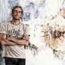 Retrato de João Amoêdo Pinto — Cortesía de Óriq - Colectivo Artístico