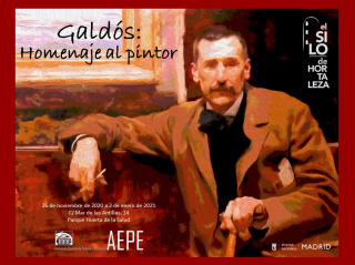 Galdós: homenaje al pintor