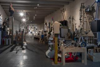 """Vista de la exposición """"El sueño de la razón. Colección MUSAC"""""""