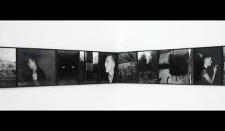 Vista de la exposición Michael Schmidt. Fotografías 1965-2014, 2021 - Cortesía del Museo Reina Sofía