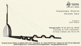 Osvaldo Gaia, Arqueologia Emotiva
