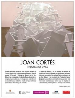 ´Joan Cortés, Theorem of space
