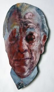 Julio Lavallén, Borges