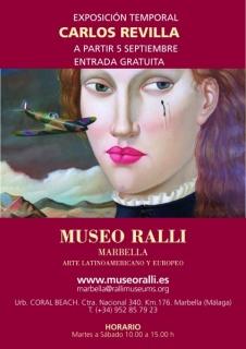 Exposición Carlos Revilla