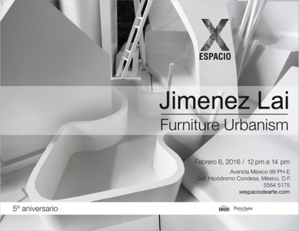 Jimenez Lai, Furniture Urbanism
