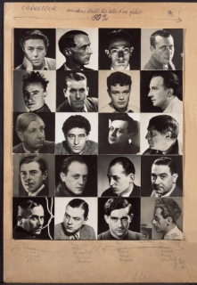 Man Ray. L`Echiquier surréaliste, 1934. The Vera and Anturo Schwarz Collection of Dada and Surrealist Art in The Israel Museum, Jerusalem. VEGAP