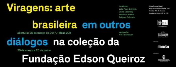 VIRAGENS: ARTE BRASILEIRA EM OUTROS DIÁLOGOS