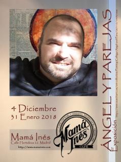 """Exposición """"Ángel y Parejas"""""""