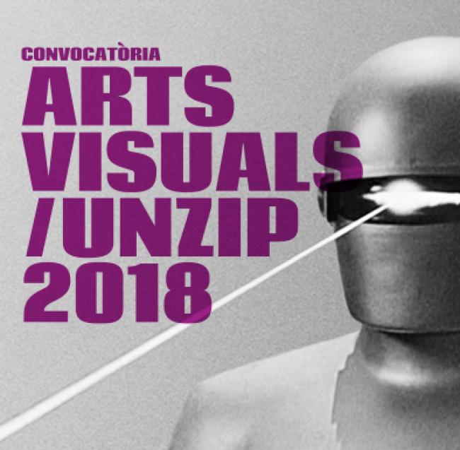 Convocatòria Arts Visuals /UNZIP 2018