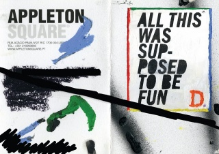 Dealmeida Esilva. Destined for failure – Cortesía de Appleton Square