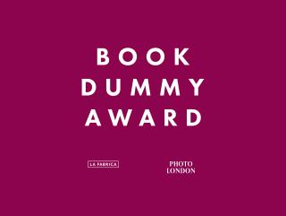 Book Dummy Award 2018. Imagen cortesía La Fábrica
