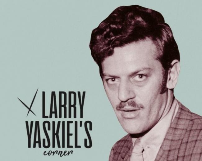 Larry Yaskiel's Corner