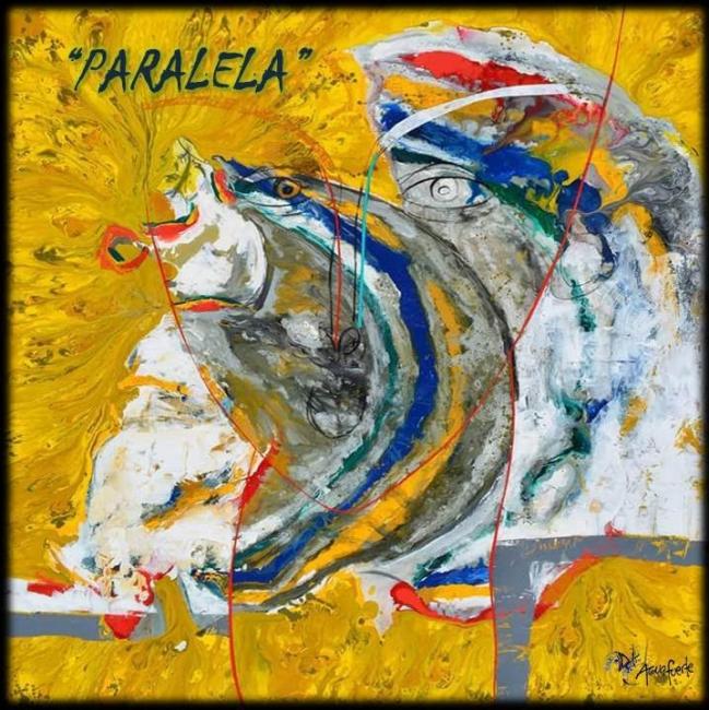 Paralela. Imagen cortesía Aguafuerte Galería