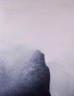 Jon Errazu, Black Mountains I — Cortesía del Gremi de Galeries d'Art de Catalunya