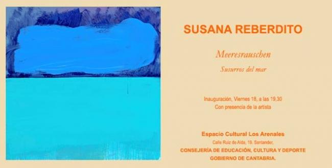 Susana Reberdito. Meeresrauschen
