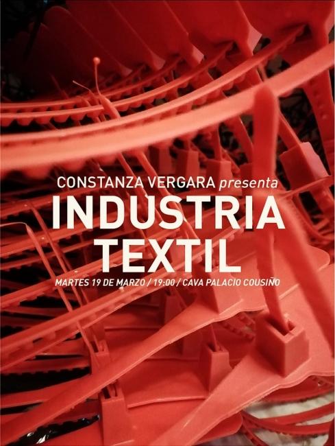 Invitación Industria Textil