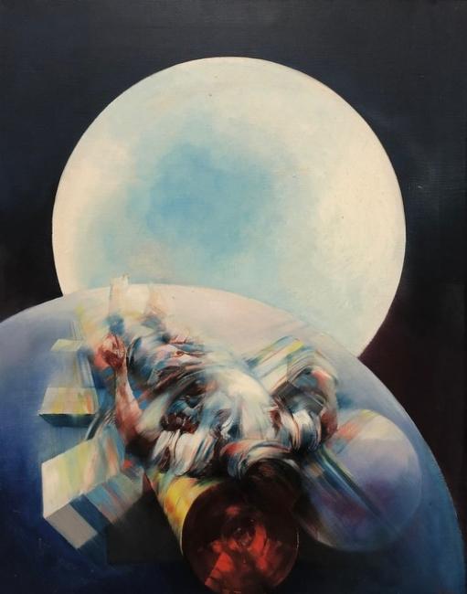 Xaime Quessada — Cortesía de la Galería José Lorenzo