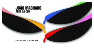 João Machado, arte da cor