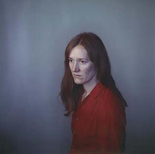Richard Learoyd, Rachel, 2009, unieke Ilfochromeprint. © Richard Learoyd. Courtesy Fraenkel Gallery, San Francisco.