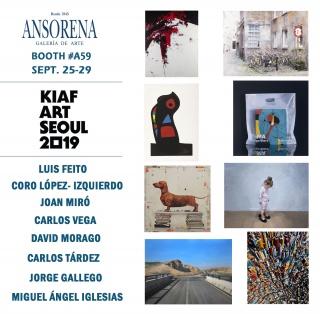 KIAF 2019 Art Seoul