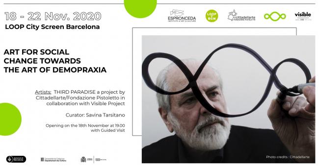 Arte por el Cambio Social hacia el Arte de la Demopraxia