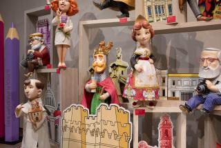 Ceballos&Sanabria. El somriure de les Falles — Cortesía del Consorci de Museus de la Comunitat Valenciana