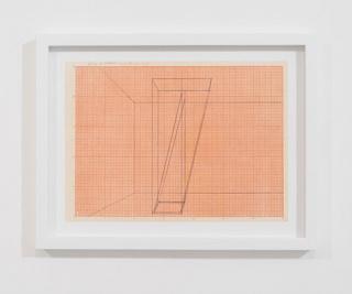 CILDO MEIRELES 'Project for Virtual Volumes' 1968-1969. Photo: Ela Bialkowska — Cortesía de Galleria Continua