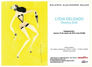 Lydia Delgado, Drawing Dolls
