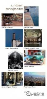 Portada del catálogo de Urban Projects