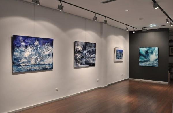 Exposición Mar de mares