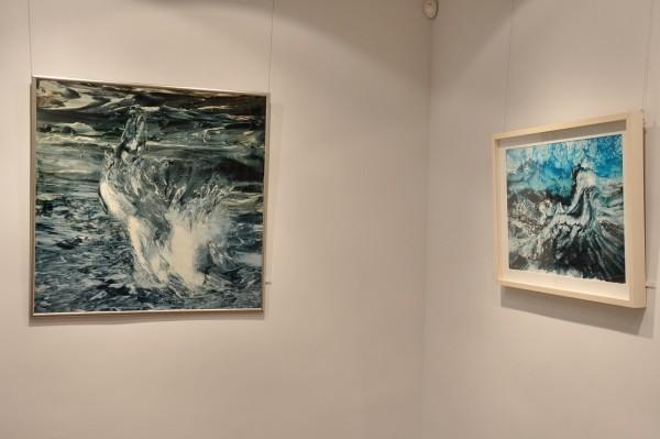 Exposición Mar de mares, de Guillermo Simón
