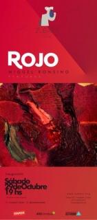 Miguel Ronsino, Rojo