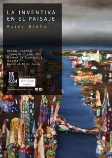 'LA INVENTIVA EN EL PAISAJE' de Asier Biota