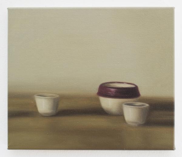 Naturaleza Muerta, oil on canvas, 35 x 30 cm, 2015