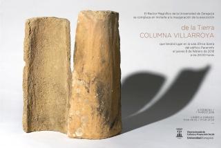 Columna Villarroya. de la Tierra