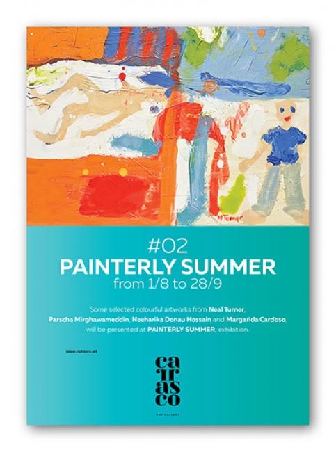 Painterly Summer