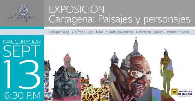 Cartagena: paisajes y personajes