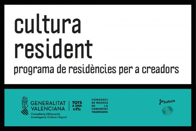 Cultura resident. Programa de residències per a creadors