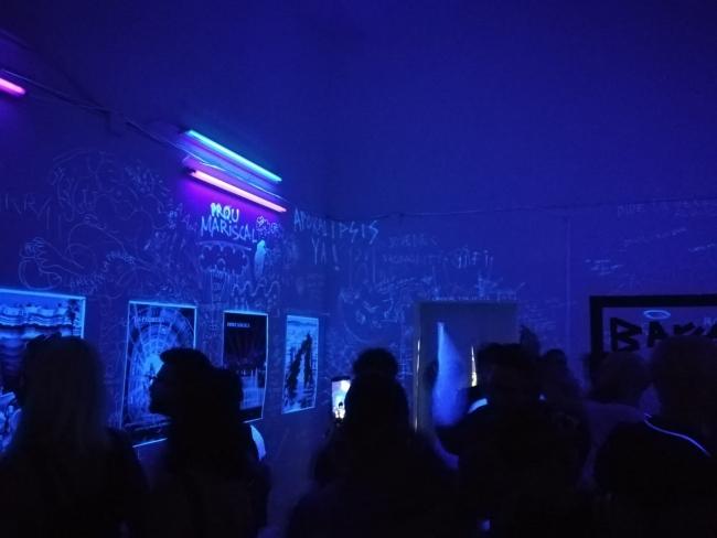 Barcelona Mata — Cortesía de Young Gallery Weekend