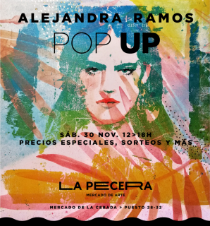 POP UP - Alejandra Ramos