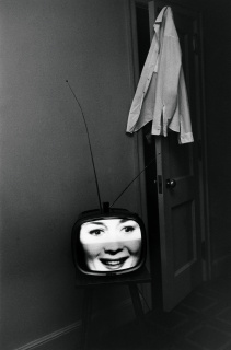 Lee Friedlander. Nashville, Tennessee, 1963. Fundación MAPFRE collections © Lee Friedlander, courtesy Fraenkel Gallery, San Francisco — Cortesía de PHotoEspaña