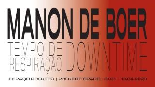 Manon de Boer. Downtime / Tempo de Respiração