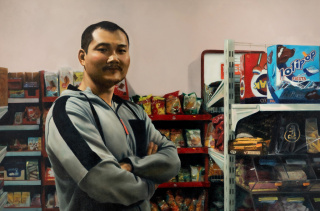 Paco Fernández. Wang — Cortesía del Centro Párraga