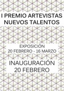 Primer Premio Artevistas para Nuevos Talentos