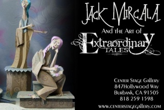 Jack Mircala and the Art of Extraordinary Tales